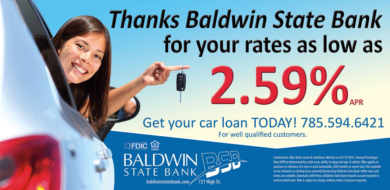 Auto Loan Rate For Used Car